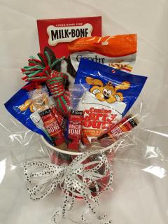 Dog Lover Basket