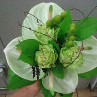 Alluring Anthurium Bouquet